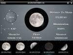 明日の晩は満月ですが、晴れるかな?