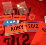 KONY 2012 Kit が届いた